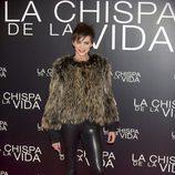 Macarena Gómez en el estreno de 'La chispa de la vida'
