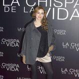 Marta Hazas en el estreno de 'La chispa de la vida'
