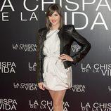 Lucía Ramos en el estreno de 'La chispa de la vida'