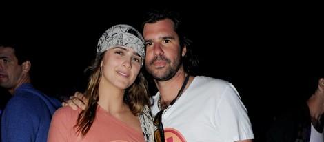 Antonio de la Rúa y Daniela Ramos