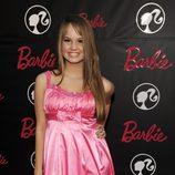 Debby Ryan en la fiesta cumpleaños de Barbie