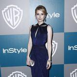 Emma Roberts en la fiesta organizada por Warner Bros tras los Globos de Oro 2012