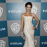 Kate Beckinsale en la fiesta organizada por Warner Bros tras los Globos de Oro 2012