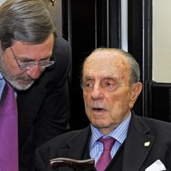 Manuel Fraga y Jaime Lissavetzky