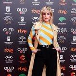 Natalia de Molina en la fiesta de los nominados a los Premios Goya 2020