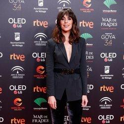 Belén Cuesta en la fiesta de los nominados a los Premios Goya 2020