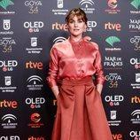 Marta Nieto en la fiesta de los nominados a los Premios Goya 2020