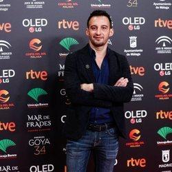 Alejandro Amenábar en la fiesta de los nominados a los Premios Goya 2020