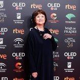 Julieta Serrano en la fiesta de los nominados a los Premios Goya 2020