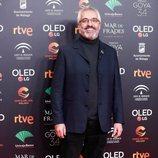 Vicente Vergara en la fiesta de los nominados a los Premios Goya 2020