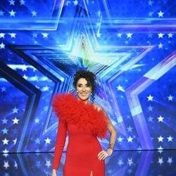 Paz Padilla en la final de 'Got Talent'