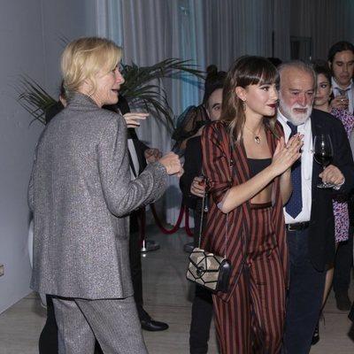 Ana Duato y Aitana Otaña juntas en los Premios MIM 2019