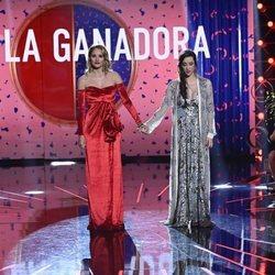 Adara Molinero y Alba Carrillo, finalistas de 'GH VIP 7'