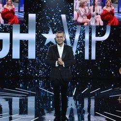 Jorge Javier Vázquez en la gala final de 'GH VIP 7'