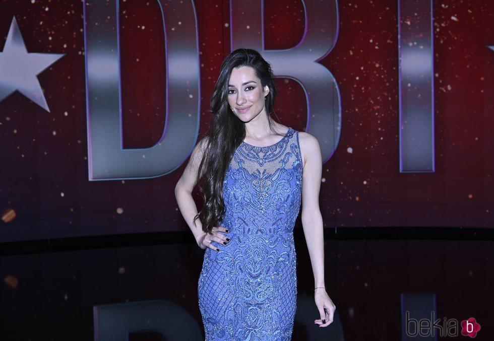 Adara Molinero en el debate final de 'GH VIP 7'