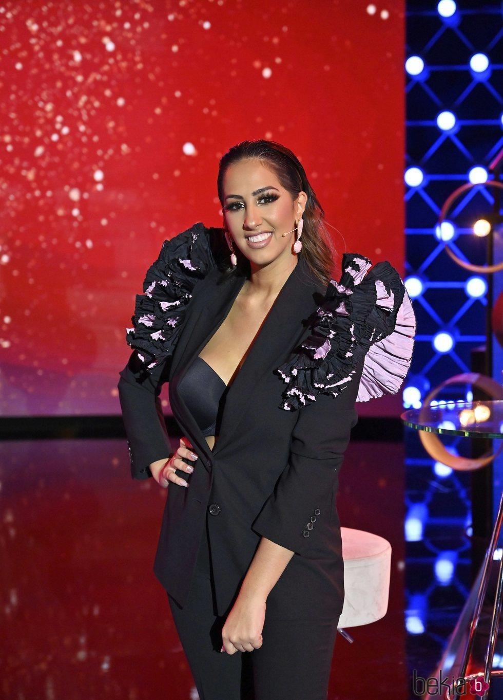 Noemí Salazar en el debate final de 'GH VIP 7'
