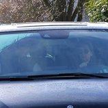 Iñaki Urdangarin vuelve a la cárcel acompañado por su mujer, la Infanta Cristina