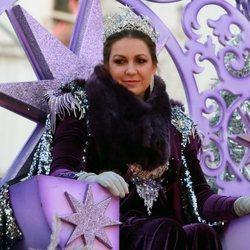Niña Pastori en la Cabalgata de los Reyes Magos 2020 de Cádiz
