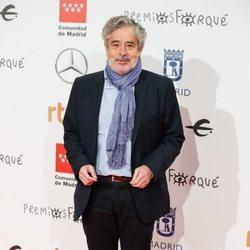 Carlos Iglesias en la alfombra roja de los Premios Forqué 2020