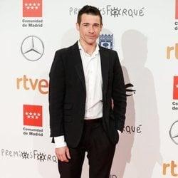 Juan José Ballesta en la alfombra roja de los Premios Forqué 2020