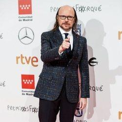 Santiago Segura en la alfombra roja de los Premios Forqué 2020