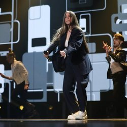 Eva en la Gala 0 de 'OT 2020'