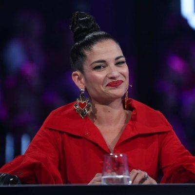 Natalia Jiménez en la Gala 0 de 'OT 2020'
