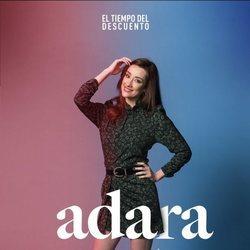 Adara Molinero en la fotografía oficial de 'El tiempo del descuento'