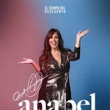 Anabel Pantoja en la fotografía oficial de 'El tiempo del descuento'