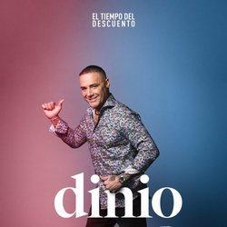 Dinio García en la fotografía oficial de 'El tiempo del descuento'