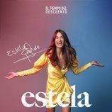 Estela Grande en la fotografía oficial de 'El tiempo del descuento'