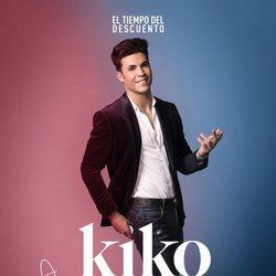 Kiko Jiménez en la fotografía oficial de 'El tiempo del descuento'
