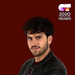 Javy en el posado oficial de 'OT 2020'
