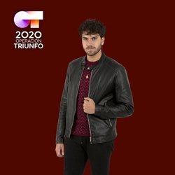 Javy en la foto oficial de 'OT 2020'