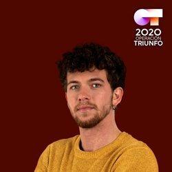 Jesús en el posado oficial de 'OT 2020'