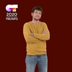 Jesús en la foto oficial de 'OT 2020'
