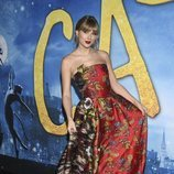 Taylor Swift en la premiere de 'Cats' en Nueva York