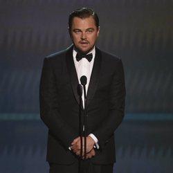 Leonardo DiCaprio en los Premios SAG 2020