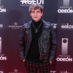 Manel Navarro en los Premios Odeón 2020
