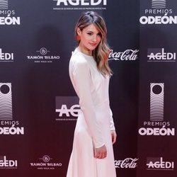 Sabela Ramil en los Premios Odeón 2020