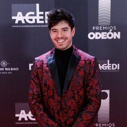 Roi Méndez en los Premios Odeón 2020