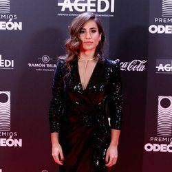 Julia Medina en los Premios Odeón 2020