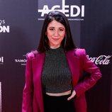 Bely Basarte en los Premios Odeón 2020