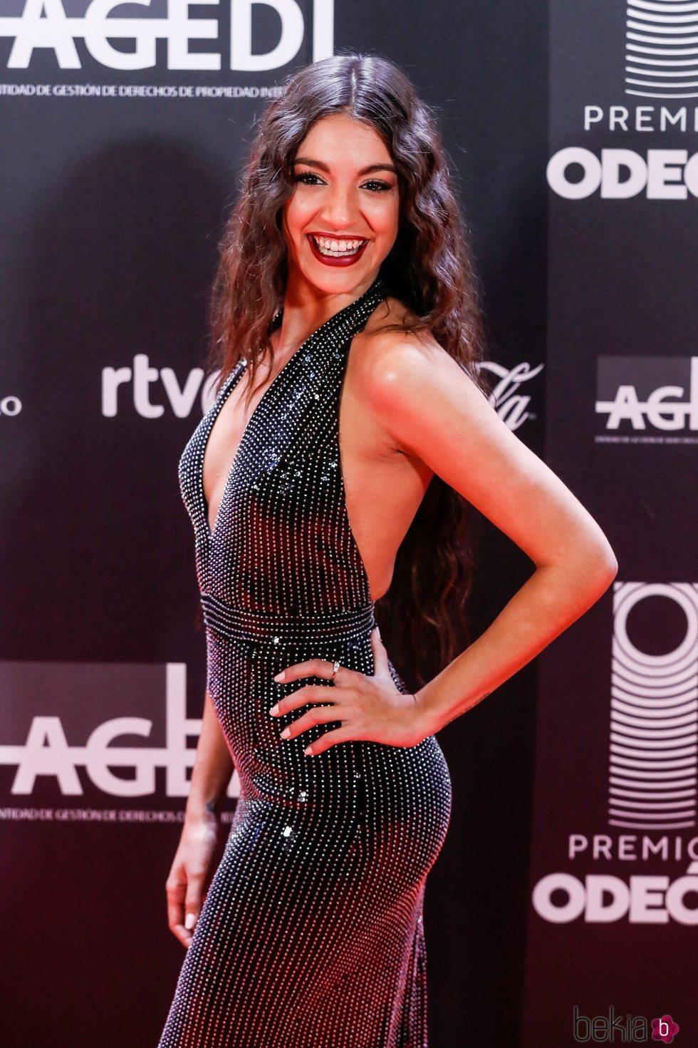 Ana Guerra en los Premios Odeón 2020