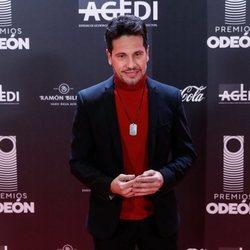 David de María en los Premios Odeón 2020