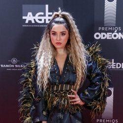 Lola Índigo en los Premios Odeón 2020