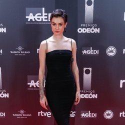Natalia Lacunza en los Premios Odeón 2020