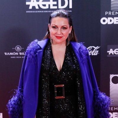 Niña Pastori en los Premios Odeón 2020