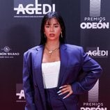 Naty Peluso en los Premios Odeón 2020
