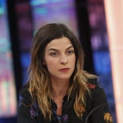 Natalia Tena en 'El hormiguero' presentando la película 'Te quiero, imbécil'